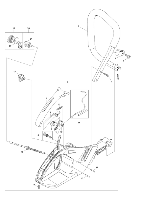 Explosie tekening van:DCS6401