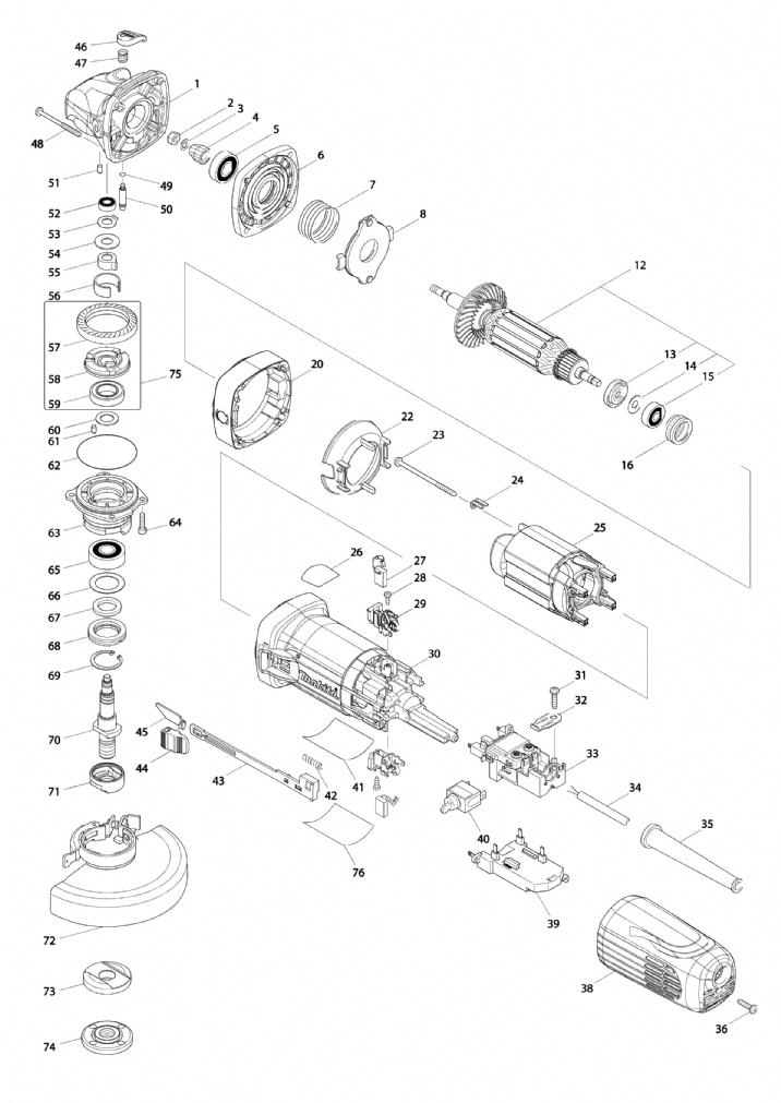 GA5041R