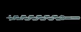 Spiralna svrdla s prihvatom 13 mm - duga